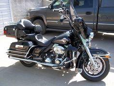 2007 Harley-Davidson Ultra Classic Electra Glide FLHTCUI -
