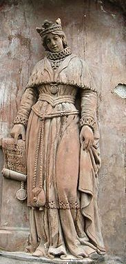 Princess Constance of Hungary Queen of Bohemia 48th GGM
