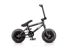 "Rocker BMX ""Metal"" Mini BMX Bike"