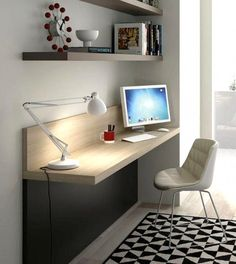 Home Office Design. Fill your desk with stuff you love from www. Home Office Design. Fill your desk with stuff you love from www. Mesa Home Office, Home Office Table, Home Office Layouts, Home Office Lighting, Home Office Desks, Home Office Furniture, Office Ideas, Furniture Ideas, Office Spaces