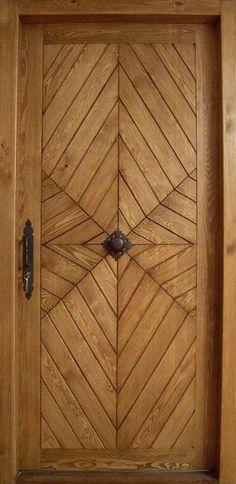 Haustüren aus Massivholz in Österreich   Rusticatio Türen und Fenster Tall Cabinet Storage, Entrance, Doors, Architecture, Home, Puertas, Wood Windows, Arquitetura, Entryway