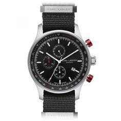 LW33 · Mens watch · Black nato strap