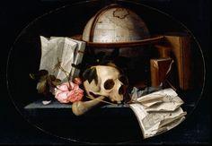 Vanitas 17th century