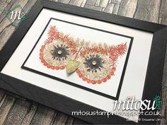 Mitosu Crafts - Independent Stampin' Up! Demonstrators: Creating Kindness Blog Hop ~ Colour Inspiration
