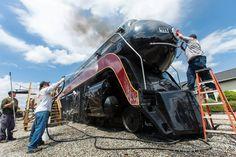 Steam locomotive generates millions in economic impact
