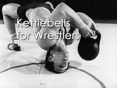Kettlebells for Wrestlers (Soviet Sport Secrets) / Упражнения с гирями для борцов - YouTube Wrestling Workout, Boxer Workout, Ufc Workout, Catch Wrestling, Wrestling Mom, Wrestling Videos, Martial Arts Styles, Martial Arts Techniques, Mixed Martial Arts