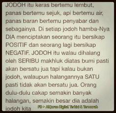 #jodoh