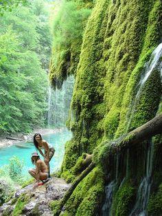 Piva Canyon, Bosnia and Herzegovina.