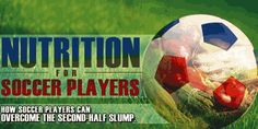 Nutrition For Soccer Players