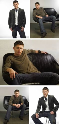 Jensen Ackles *swoon!* #supernatural