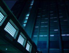The Agency's HQ at night Bioshock, Rachel Duncan, Tv Anime, Ai No Kusabi, Nate River, Ken Tokyo Ghoul, Invader Zim, Detroit Become Human, Blue Aesthetic