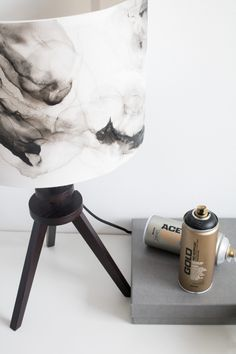 Acetone Art Table Lamp – Creating a mood with functional art