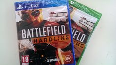 Follow us and re-pin this for a chance to win a copy of Battlefield Hardline, for the console of your choice! Giveaway ends on Thursday 23rd of April! Good Luck!