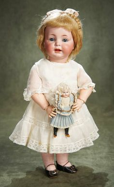 German Bisque Toddler, Model 116/A by Kammer and Reinhardt 800/1200