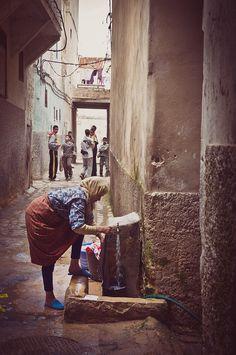 Fez, Fès-Meknès_ Morocco