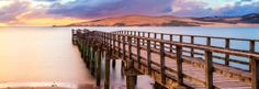 The Hokianga Wharf offers fantastic photo opportunities - Bay of Islands ~ Bay Of Islands, South Island, Small Island, Pacific Ocean, Fiji, New Zealand, Tourism, Adventure, Country