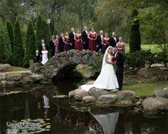 Sonnenberg Gardens Wedding