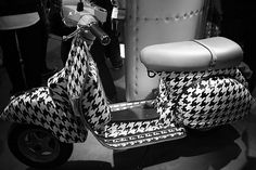 Houndstooth?  Yes please!