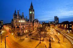 Citytrip Manchester