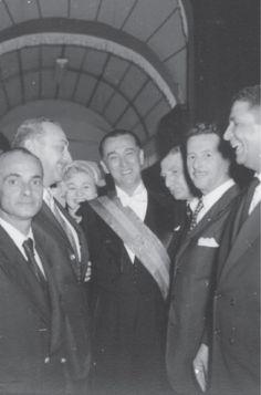Presidente brasileiro Juscelino Kubitschek