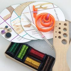 The Wire crochet extended beginners DIY kit is the easiest way to start wire crocheting , the kit includes 6 detailed video instructions with printable PDF tutorials, supply and tools. It gives a wide perspective about wire crochet in the ISK technique – Invisible Spool Knitting. The kit includes 2 CD's to be viewed on [...]
