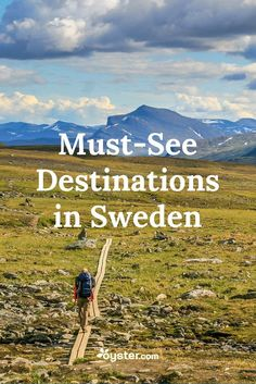 Sweden is the largest of the Scandinavian countries (roughly the size of California) and offers a diverse range of travel experiences for any itinerary. Here, we've assembled a list of six must-see…More Top Travel Destinations, Nightlife Travel, Places To Travel, Sweden Destinations, Travel Things, Gothenburg Sweden, Stockholm Sweden, Packing List For Travel, Shopping Travel