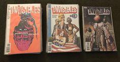 Invisibles Vol 1 #1-25 Vol 2 #1-22 Vol 3 #1-12 Grant Morrison Vertigo Comics VF  | eBay