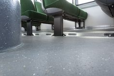 Bus safety flooring - city bus flooring | Altro