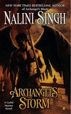 Nalini Singh's Archangel's Storm