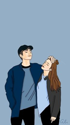 Cute Couple Drawings, Cute Couple Art, Girly Drawings, Cute Love Wallpapers, Cute Couple Wallpaper, Cute Cartoon Wallpapers, Love Cartoon Couple, Anime Love Couple, Cartoon Girl Images