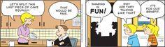 Tuesday's Top Ten: Comics Couples! : Blog | Comics Kingdom - Comic Strips, Editorial Cartoons, Sunday Funnies, Jokes