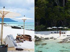 Hidden Beaches | Song Saa | Cambodia Luxury Travel