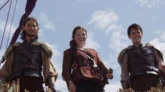 The Chronicles Of Narnia Image: The Chronicles of Narnia: The Voyage of the Dawn Treader Narnia Cast, Narnia 3, Narnia Movies, Lucy Pevensie, Edmund Pevensie, Cs Lewis Narnia, Georgie Henley, Prince Caspian, The Valiant