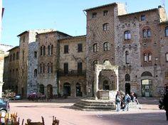 San Giaminiano, Italy
