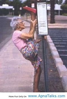 crazy pictures with captions | Funny Old crazy woman Funny pictures