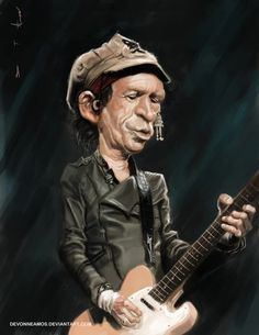 Kieth Richards