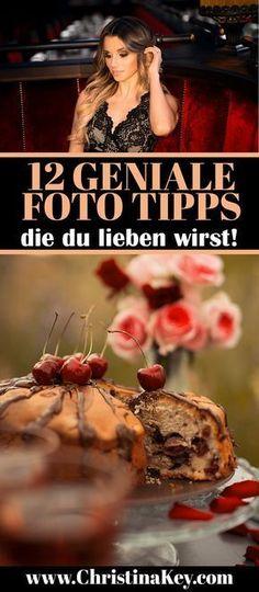 Fotografie Tipps - 12 geniale Foto Tipps für bessere Fotos! Grandiose DIY Foto Hacks - Direkt vom Profi die besten Foto Tipps und Tricks zum nachmachen! Jetzt entdecken auf CHRISTINA KEY - dem Fotografie, Blogger Tipps, Rezepte, Mode und DIY Blog aus Berlin, Deutschland