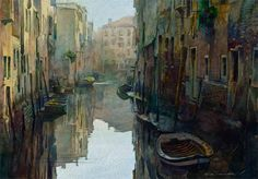 """Venice Calm"" by Stan Miller"