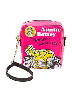 KITCH 2 BETSEYS FLAPJACKS CROSSBODY