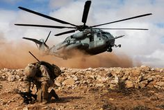 Kickin' Up Dust by United States Marine Corps Official Page, via Flickr
