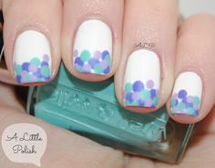 A Little Polish: The Nail Challenge Collaborative Presents - Pastels