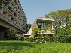 L'œuvre de Le Corbusier à la Cité internationale !