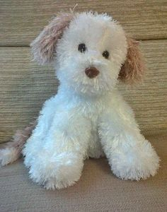 Puppy Dog PDF knitting pattern by HuggableBears on Etsy Knitting Patterns Free Dog, Loom Knitting, Baby Knitting, Knitted Dolls, Crochet Toys, Knitted Animals, Dog Pattern, Cute Toys, Stuffed Animal Patterns