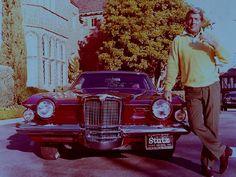 dean martin rare photos | Dean Martin's Stutz Blackhawk