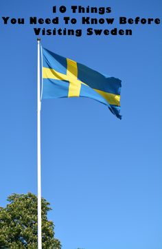 """It's time you knew more about Sweden than ABBA or IKEA. The country of the Summer Solstice and the """"fika"""" custom ( read further for details) is too big and too diverse to be limited to these two symbols mentioned above  #Travel #Sweden"""