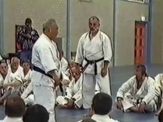 Sensei Taiji Kase and Shirai - YouTube