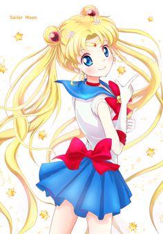 sailor moon | けい虎。(けいこ) [pixiv]