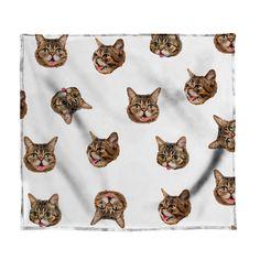 Bub Heads II Blanket