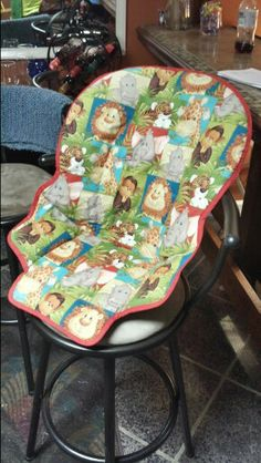 620 sewing high chair cover on pinterest peg perego jungle
