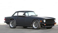 1974 Triumph TR6 - 1